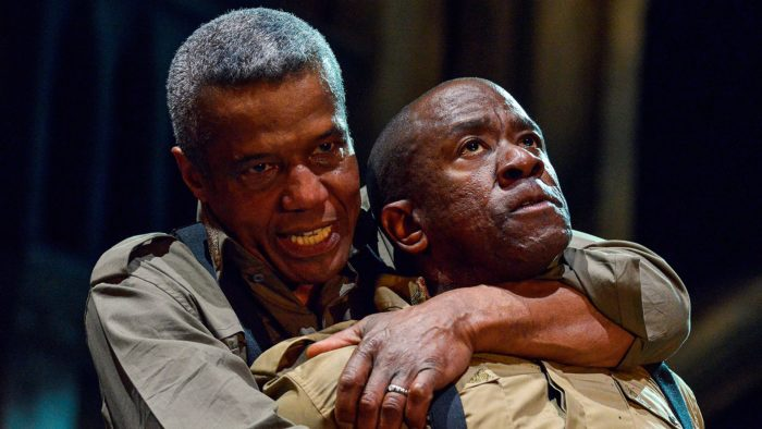 Digital theatre review: Othello (2015)
