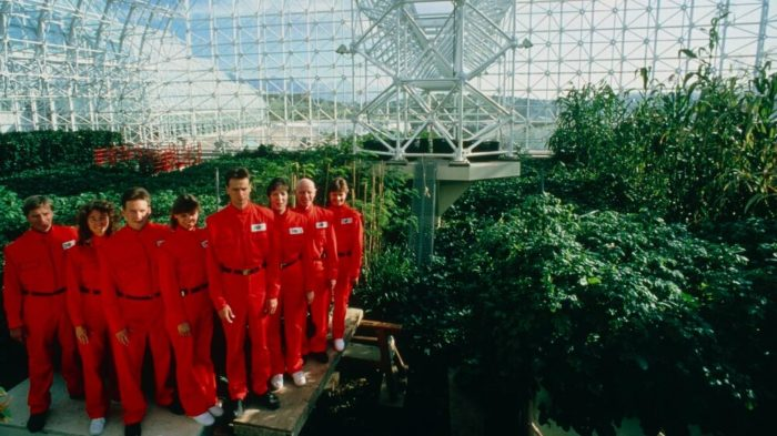 VOD film review: Spaceship Earth