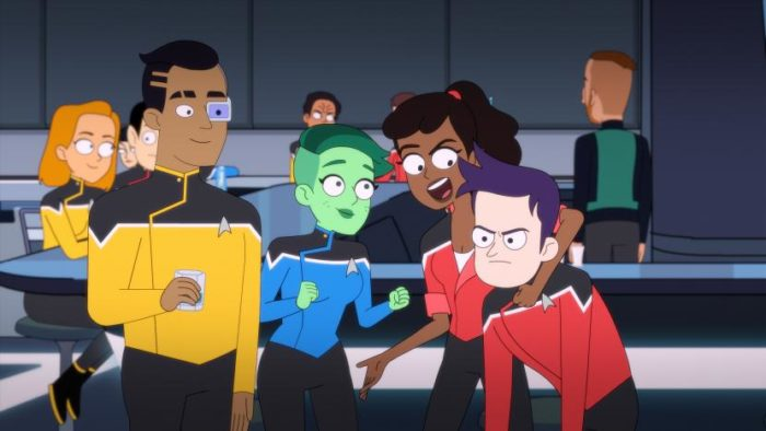 Star Trek: Lower Decks: First look unveiled at Comic-Con At Home
