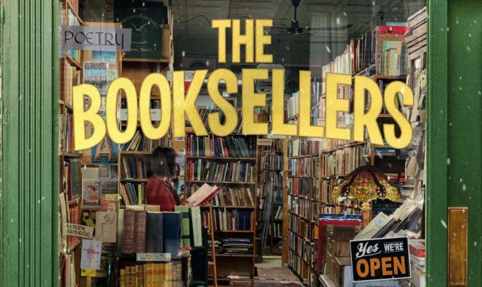 The Booksellers: Dochouse hosts online screening and Q&A