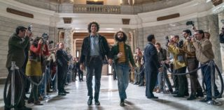 Netflix UK film review: The Trial of the Chicago 7