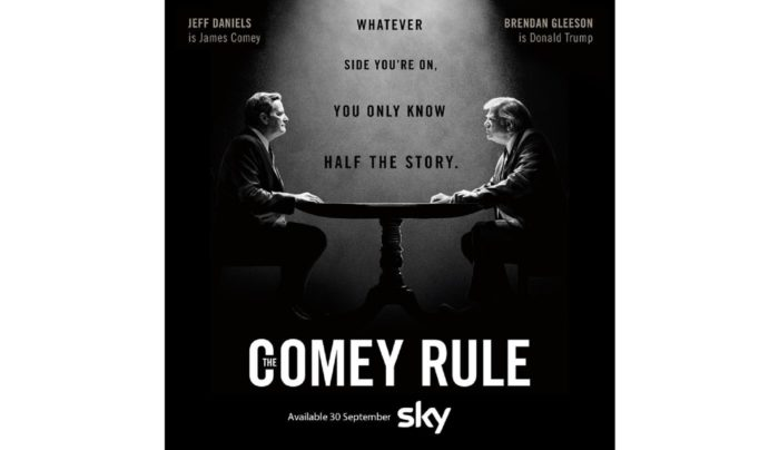 Trailer: The Comey Rule heads to Sky Atlantic this September