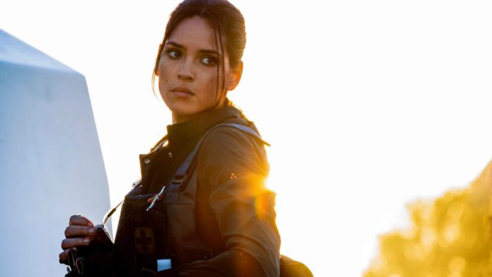 6 Undergound's Adria Arjona joins Disney+ Rogue One series
