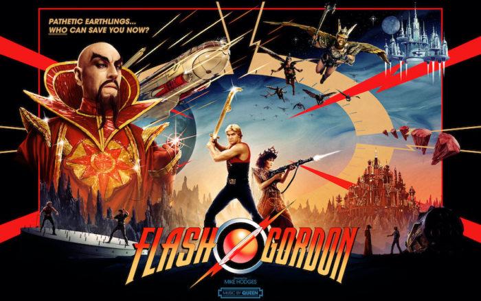 VOD film review: Flash Gordon