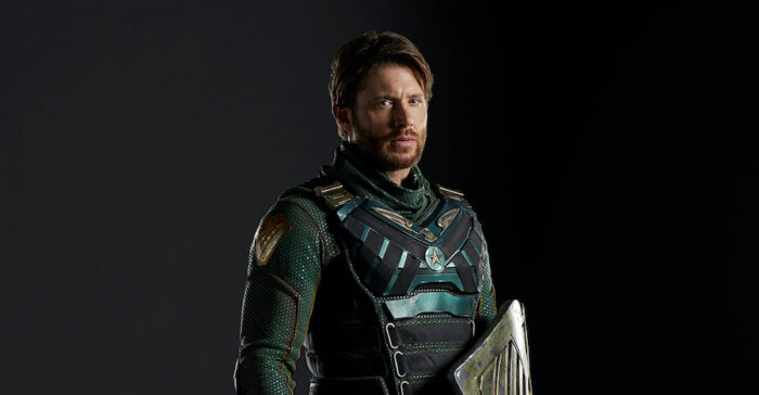 First look: Jensen Ackles as Soldier Boy in The Boys Season 3