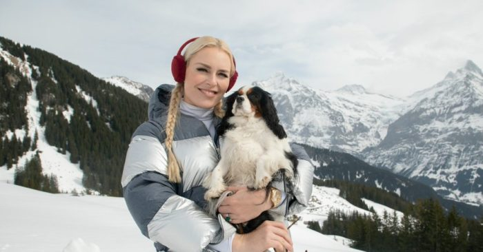 The Pack: Olympian Lindsey Vonn to host Amazon canine contest series