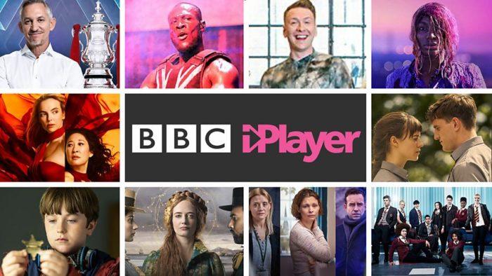 BBC iPlayer racks up record six months