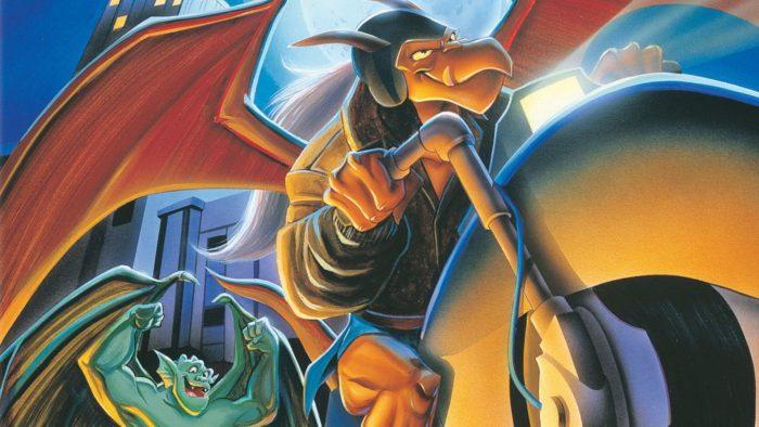 Why Gargoyles on Disney+ should be your next box set