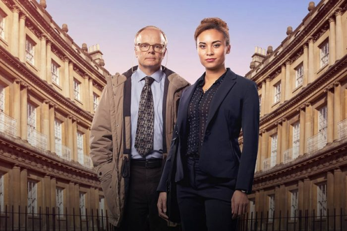 Catch up TV review: McDonald & Dodds S2, Max Clifford: The Fall of a Tabloid King, Grayson's Art Club S2