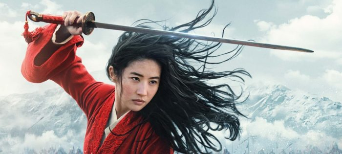 "Disney ""very pleased"" with Mulan Disney+ performance"