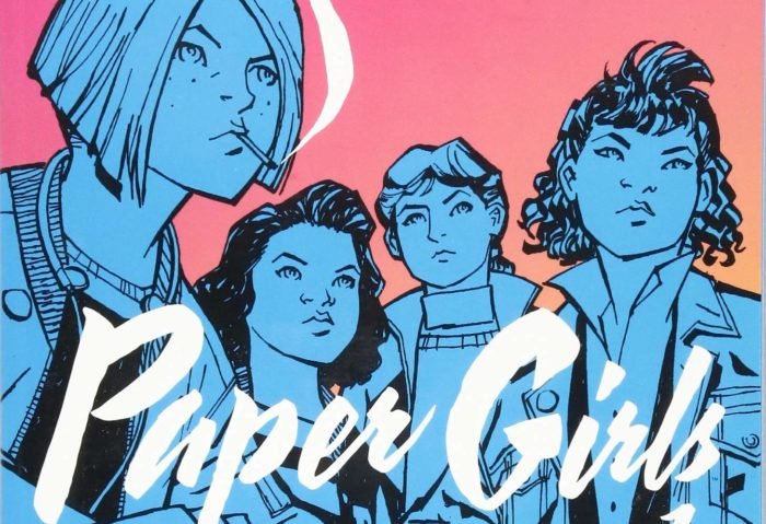 Amazon brings Paper Girls to the screen
