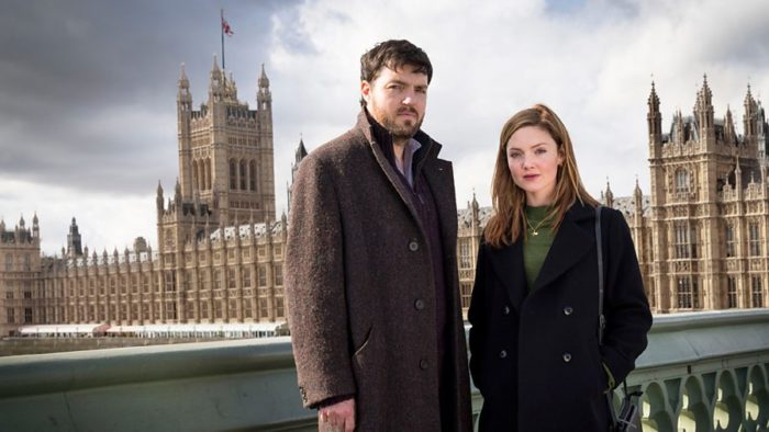 First look UK TV review: Strike: Lethal White