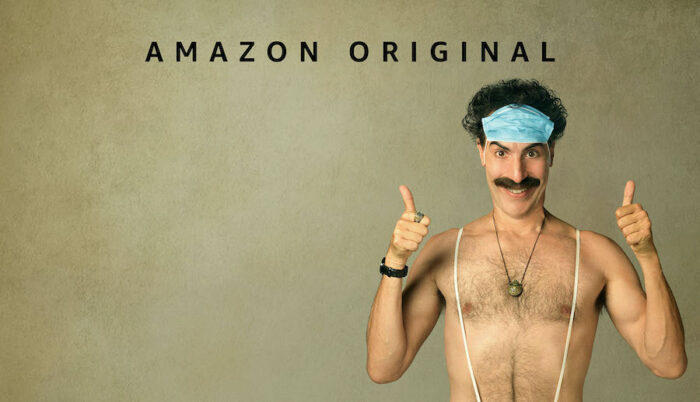 Trailer: Borat sequel released by Amazon this October