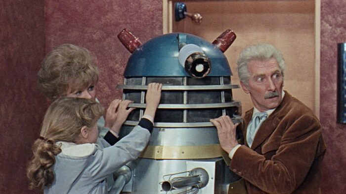 Classic Doctor Who on BritBox: The Peter Cushing Dalek movies