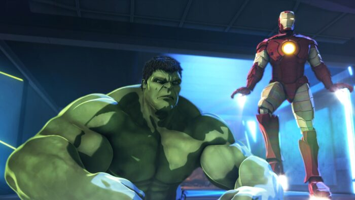 Superhero Sundays: Iron Man and Hulk: Heroes United (2013)