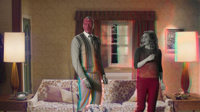 Watch: WandaVision drops new reality-bending teaser