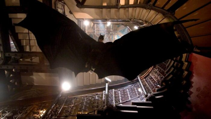 VOD film review: Batman Begins