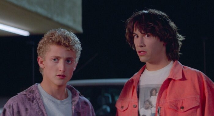 VOD film review: Bill & Ted's Excellent Adventure