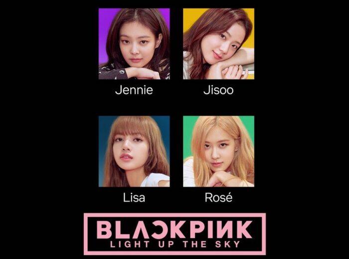 Netflix orders BLACKPINK K-pop documentary