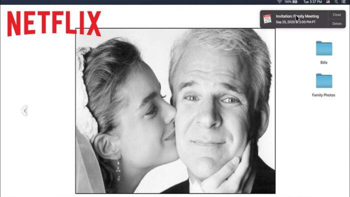 Netflix announces Father of the Bride reunion