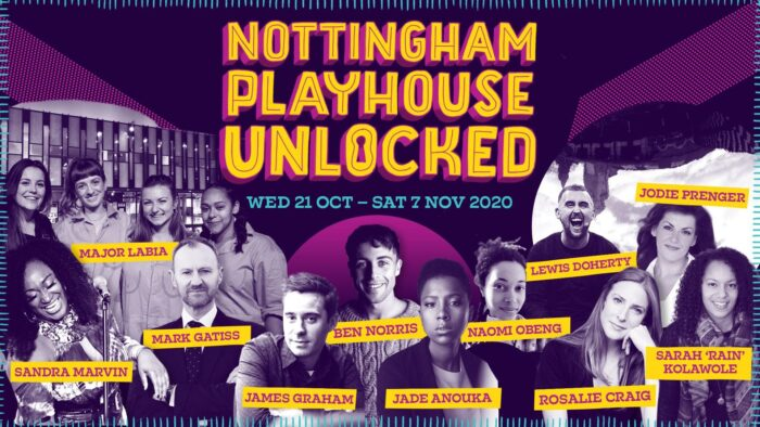 Nottingham Playhouse opens doors for three-week festival