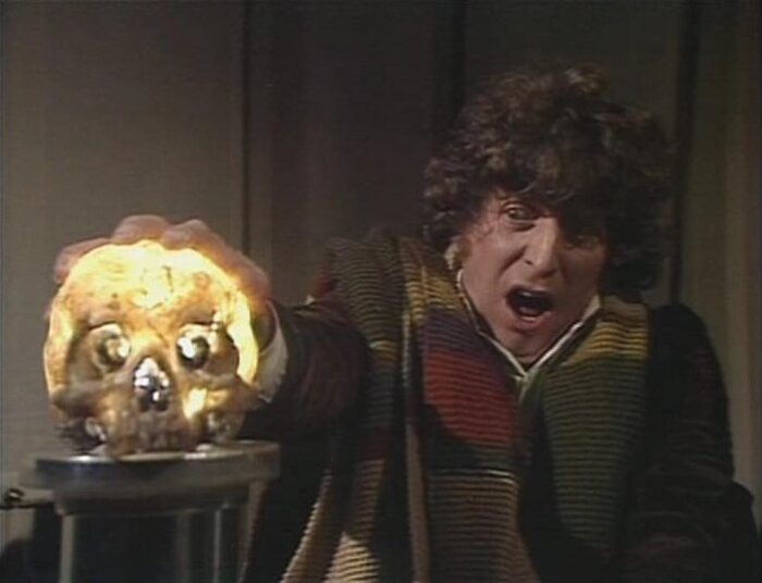 Classic Doctor Who on BritBox: Spooky stories for Halloween