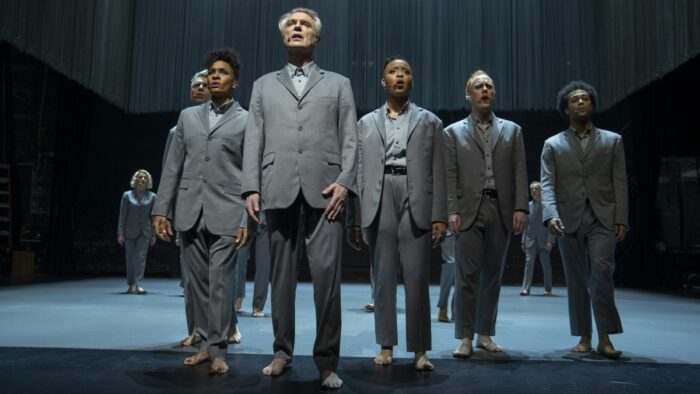 VOD film review: David Byrne's American Utopia