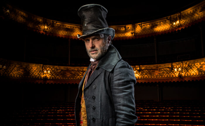 Andrew Lincoln to star in Old Vic's online A Christmas Carol