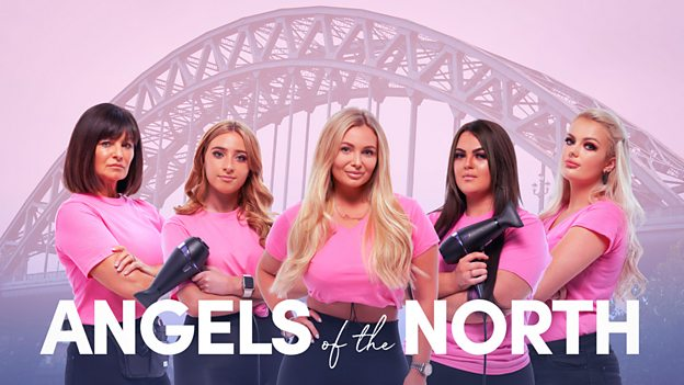 Angels of the North returns to BBC Three