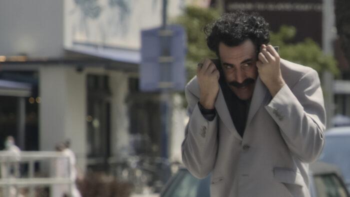 Amazon UK film review: Borat Subsequent Moviefilm