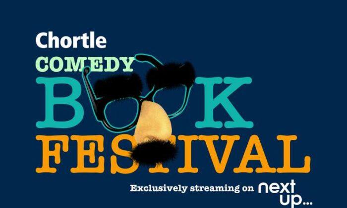 NextUp to stream Chortle Comedy Book Festival
