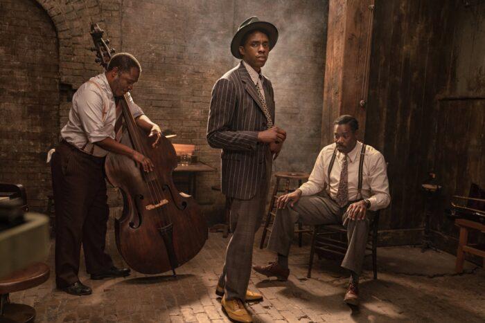Netflix announces Chadwick Boseman: Portrait of an Artist