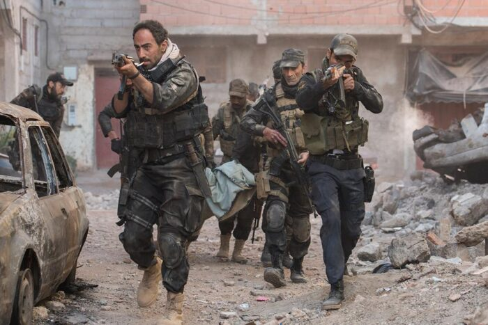 Mosul: Netflix picks up Russo-backed actioner