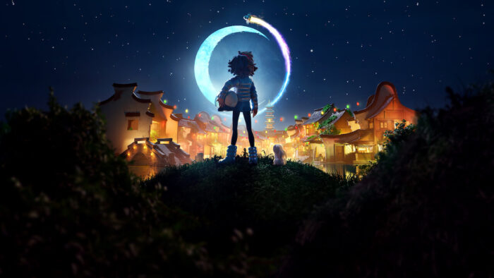 Trailer: Netflix's Over the Moon heads to cinemas this October