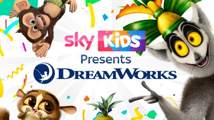 Sky boosts kids' line-up with DreamWorks Animation series