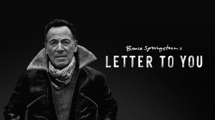 Trailer: Apple TV+ opens Bruce Springsteen's Letter to You