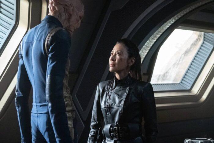Netflix UK TV review: Star Trek: Discovery: Season 3, Episode 2