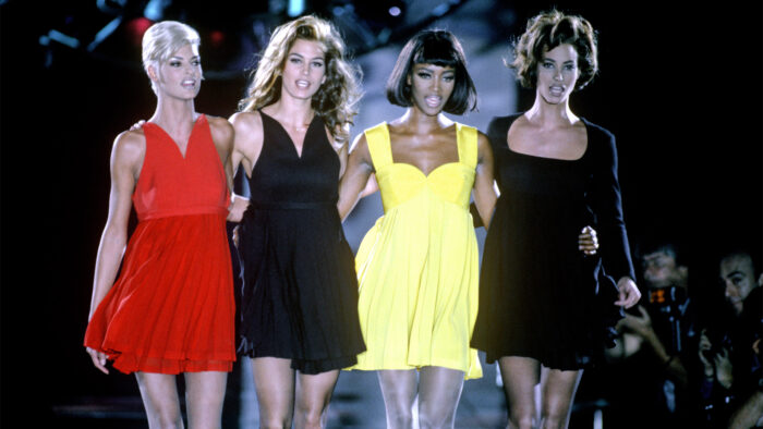 The Supermodels: Apple orders 90s fashion documentary