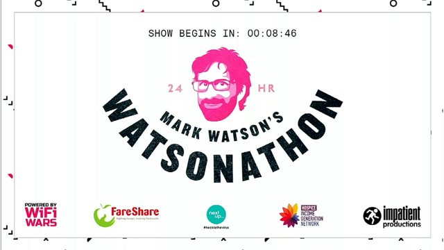 Mark Watson to stream 24-hour online comedy show