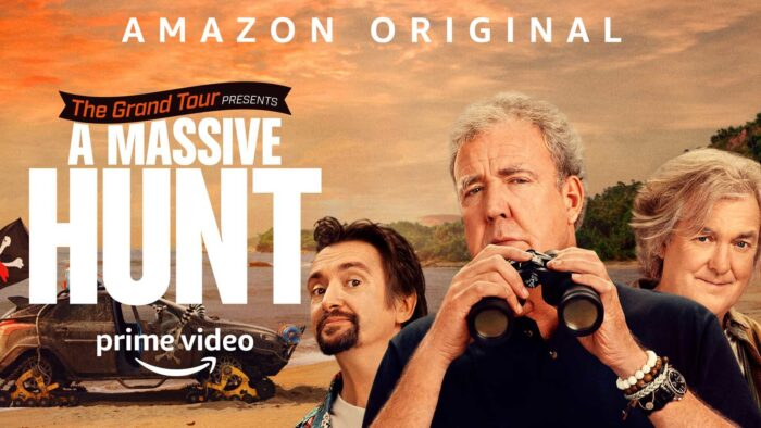 Trailer: Amazon's The Grand Tour returns for Massive Hunt this December