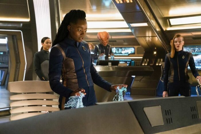 Netflix UK TV review: Star Trek: Discovery Season 3, Episode 6