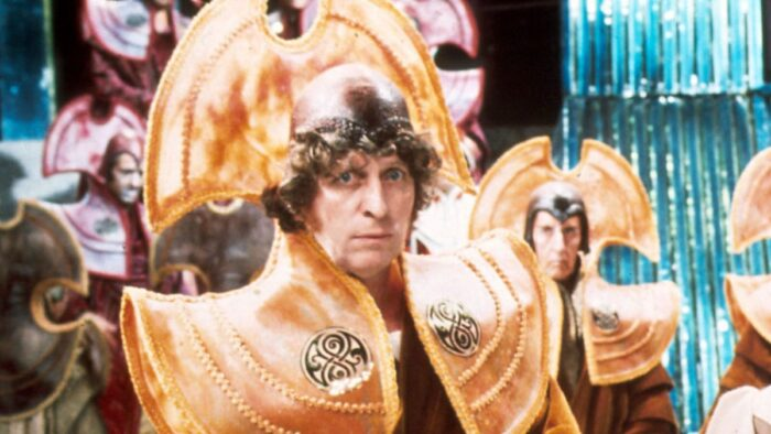 Classic Doctor Who on BritBox: The Time Lords of Gallifrey