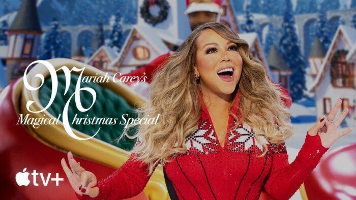 Trailer: Apple TV+ unwraps Mariah Carey's Magical Christmas Special this December