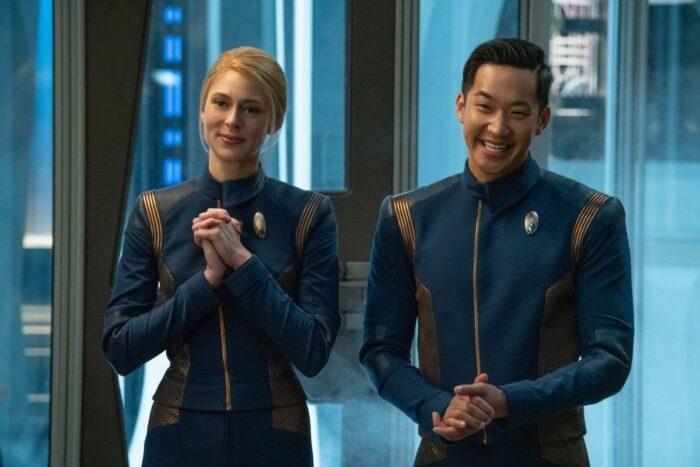 Netflix UK TV review: Star Trek: Discovery Season 3, Episode 7
