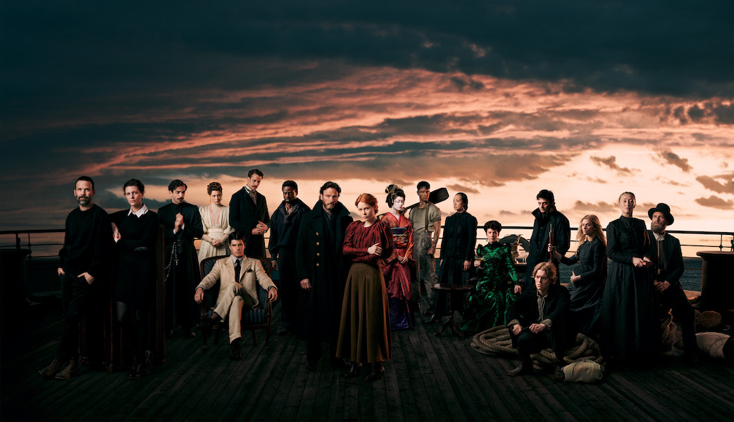 First look: Production begins on Netflix's 1899