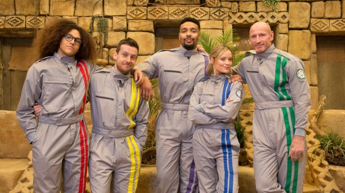 Catch up TV review: Celebrity Crystal Maze, Love Bites, The Truth About Amazon