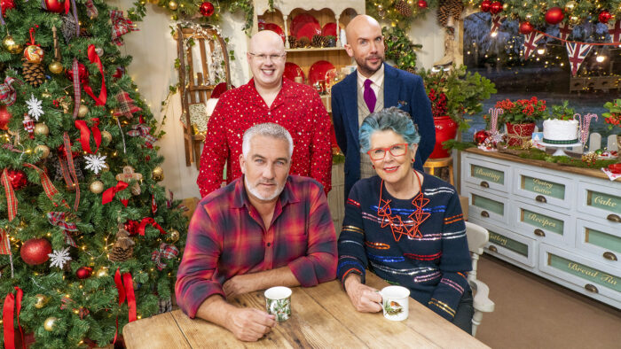 Catch up TV review: Christmas Bake Off 2020, Quentin Blake's Clown, Meet the Richardsons at Christmas