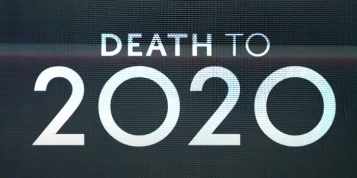 Trailer: Netflix celebrates Death to 2020 on 27th December