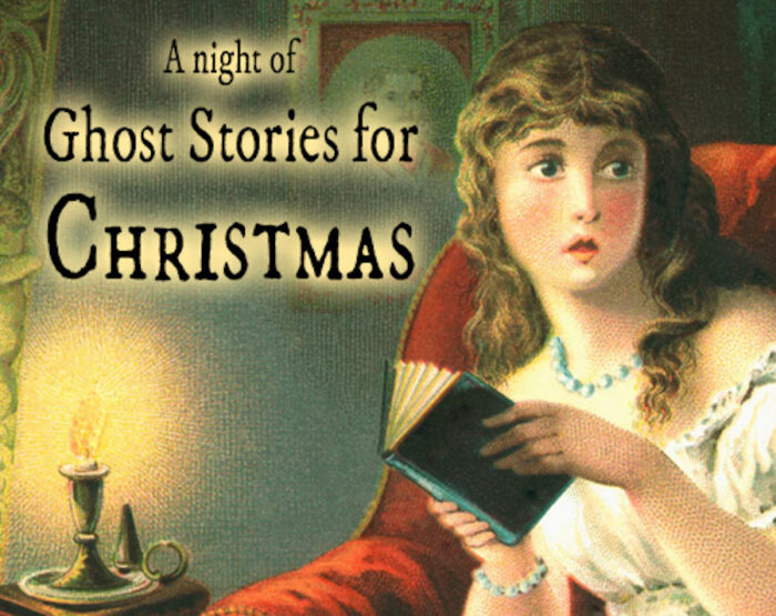 Watch: Ghost stories for Christmas featuring Host's Jed Shepherd