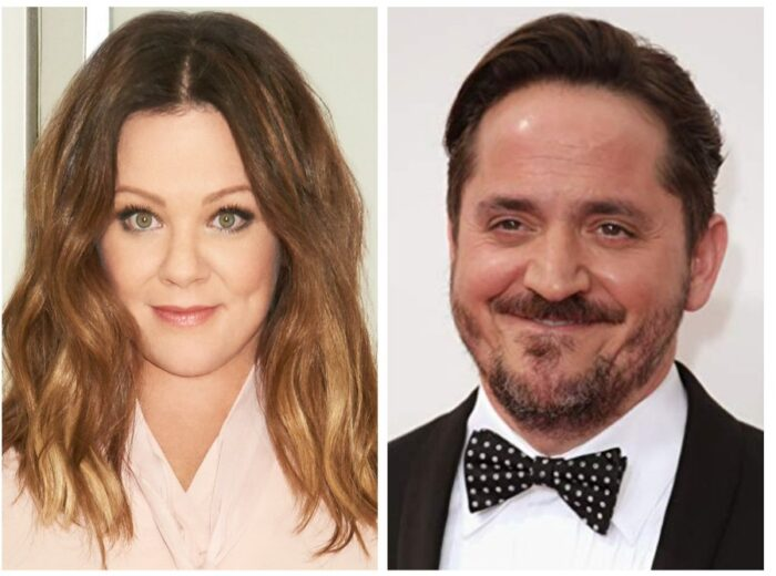 God's Favorite Idiot: Melissa McCarthy and Ben Falcone head to Netflix for comedy series